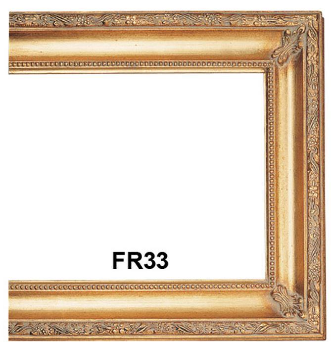 Gold leaf Compo Picture Frame
