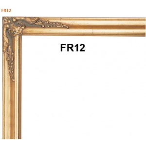 FR12 PICTURE FRAME ORNATE