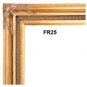 FR25 Gold Leaf Picture frame