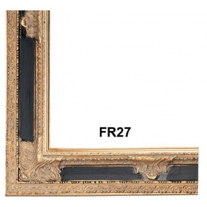 FR27 BLACK AND GOLD